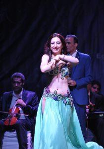 Raqs of Courese Festival - Ориенталски танци/ Бели денс