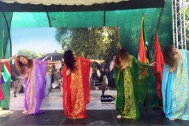 ориенталски танци ден на африка, халиджи