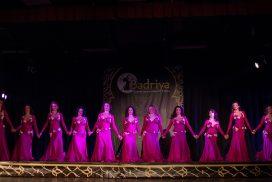 спектакъл по ориенталски танци, ориенталски танци Бадрия