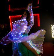 бели денс шоу, Mazaya Lounge & Club, ориенталска шоу програма