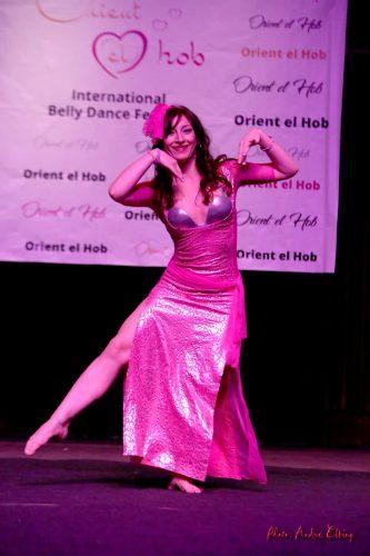 Orient El Hob Festival - Ориенталски танци/ Бели денс