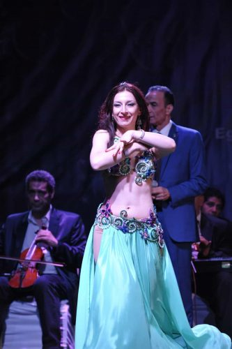 фестивал по ориенталски танци, ориенталски танци Виолета, Египет