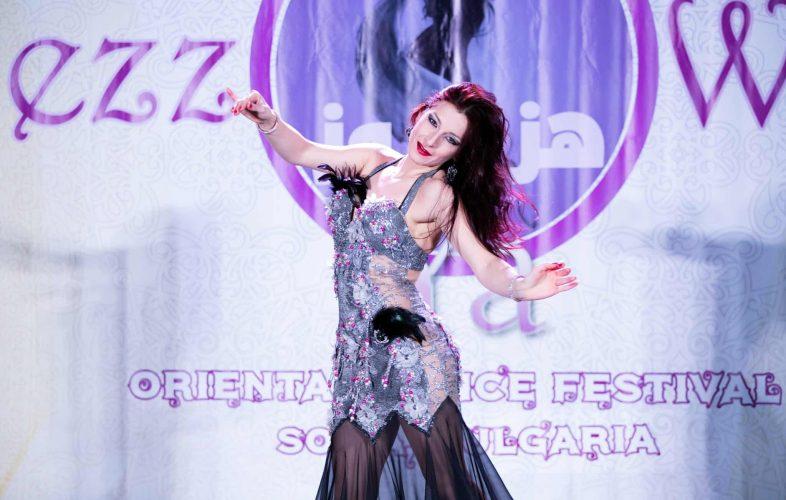 Hezz Ya Wezz Festival - Ориенталски танци/ Бели денс